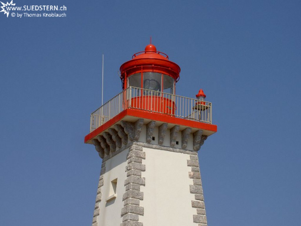 2008-09-02 - Lighthouse close up Cap Leucate, france