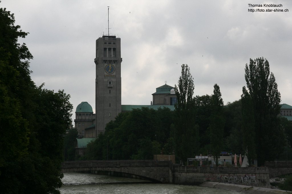 Deutsches Museum, Munich, Germany