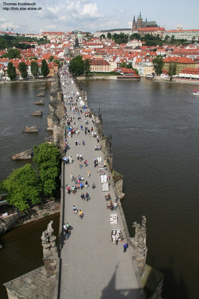 Charles Bridge, Prague, Czechia