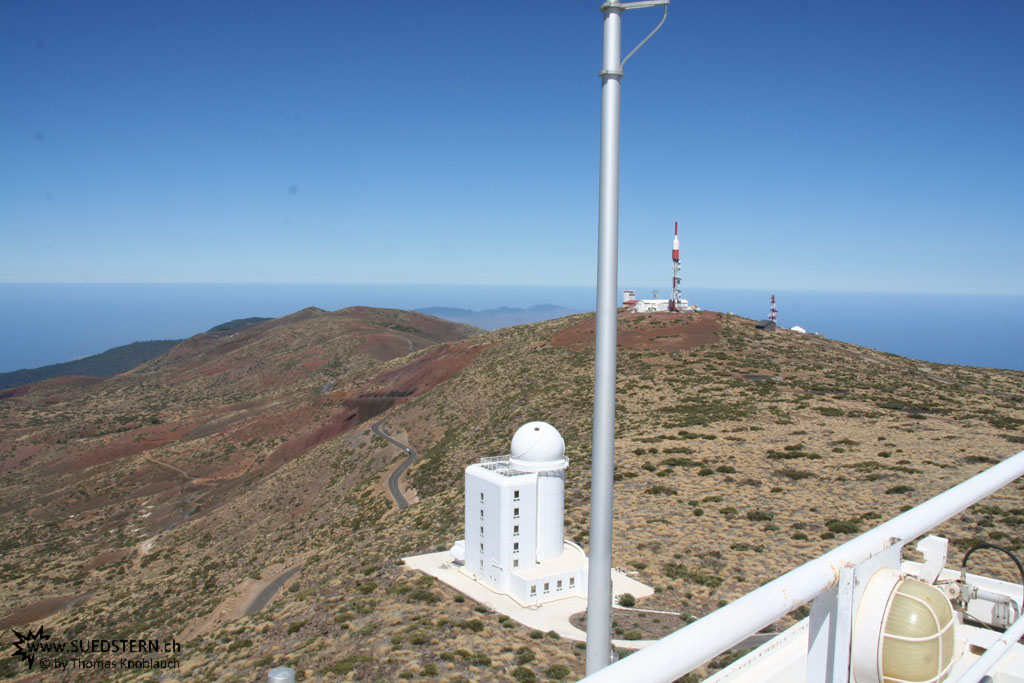 Top of VTT looking direction east (Izaña, Teneriffa) - IMG 0299