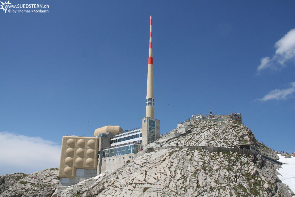 2008-06-22 - Mountains-Station of Saentis, Switzerland