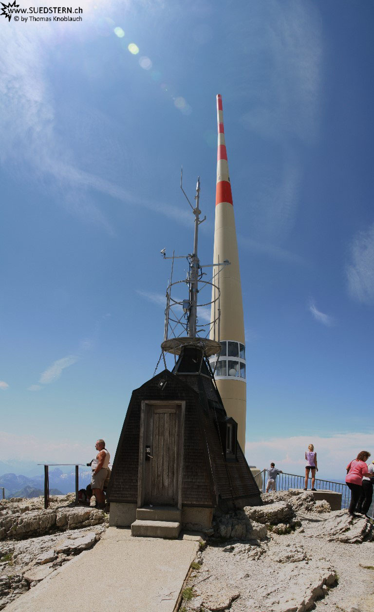 2008-06-22 - Saentistower with Meteostation