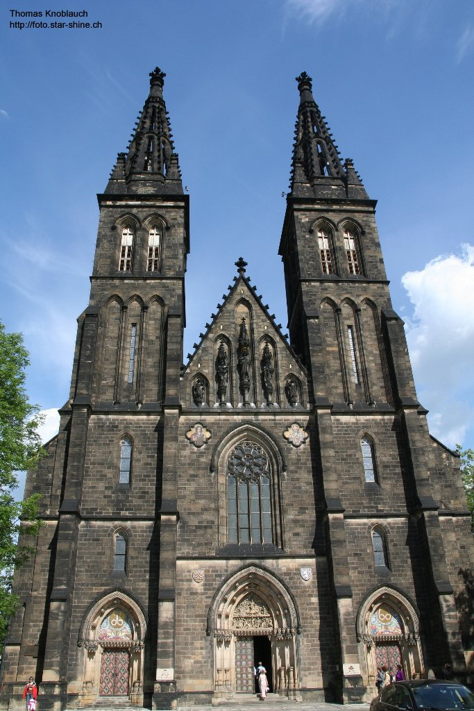 Vysehrad, Prague, Czechia