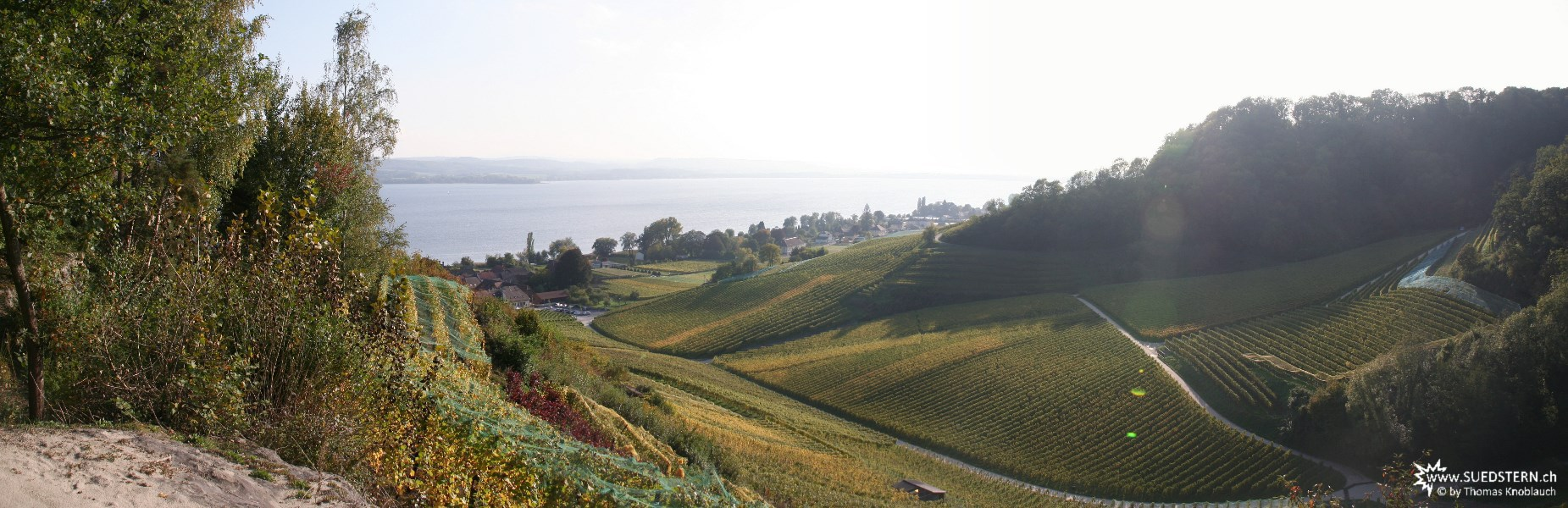 2007-10-06 - Panoramic view of Murtensee 1