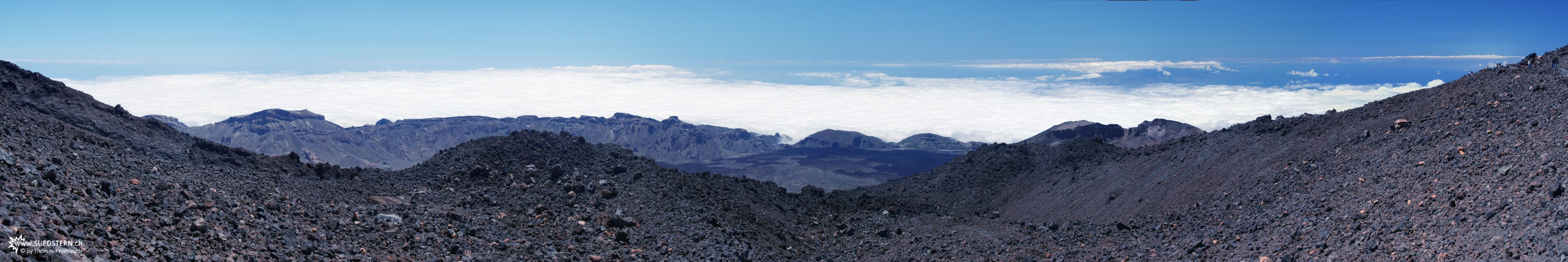 2007-09-06 - 14 - Teneriffa, Panorama from Teide mountain