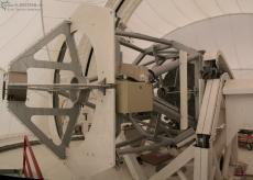 2007-09-04 - 11 - Tenneriffa, new Gregory Telescope