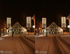 2009-12-20 - 3D - Adventshaus Jona, Switzerland